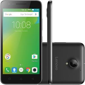 Lenovo C2, Dual SIM, LTE, čierny