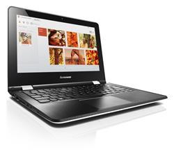 Lenovo Ideapad Yoga 300-11IBR 80M100BYCK, biely