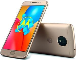 LENOVO Moto E4 Plus (4G), DUAL Sim, zlatý
