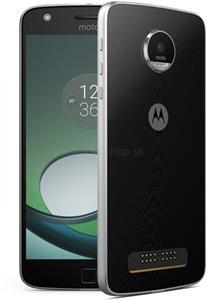 Lenovo Moto Z Play, Dual, čierno-strieborný