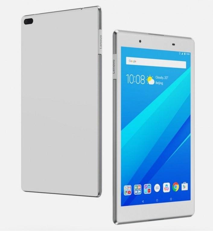 """Lenovo Tab 4 8, 8"""", 16 GB, biely"""