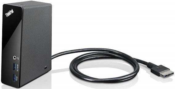 Lenovo ThinkPad OneLink Dock - Midnight Black- EU1