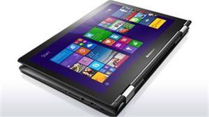 Lenovo Yoga 500-15 80N600F4CK, čierny