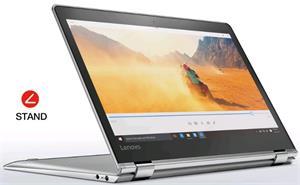Lenovo Yoga 710-11 80V6001UCK, strieborný