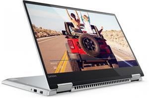 Lenovo Yoga 720-15 80X70073CK, strieborný