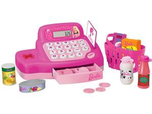 LEXIBOOK Barbie RPB525 Cash Register