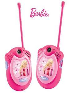 LEXIBOOK Barbie TW06BB Walkie-Talkies 100metres