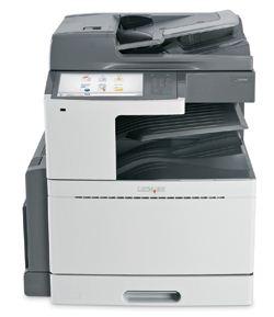 Lexmark X950de, (color laser), GLAN, A3