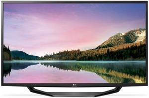 "LG 49UH6207, 49"", LCD-LED, Ultra HD, cierna"