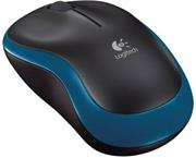 Logitech Wireless Mouse M185, čierno - modrá