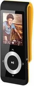MANTA MP3/MP4 Prehrávač B04 BELT Orange