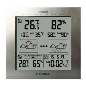 meteorologická stanica HYUNDAI WS2244M