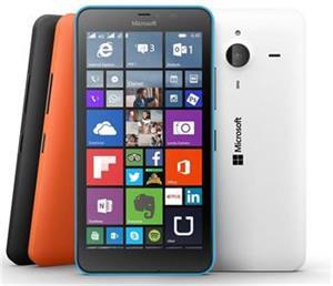 Microsoft Lumia 640 XL LTE, čierna