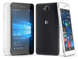 Microsoft Lumia 650 White-Light Silver