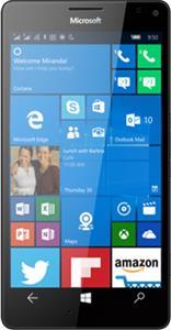 Microsoft Lumia 950, Dual SIM, čierny