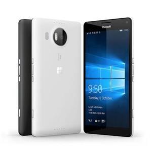 Microsoft Lumia 950 XL, biela