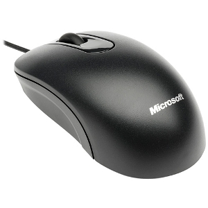 Microsoft Optical Mouse 200, USB, čierna