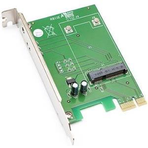 MIKROTIK RouterBOARD 11E miniPCI express - PCI express Adapter