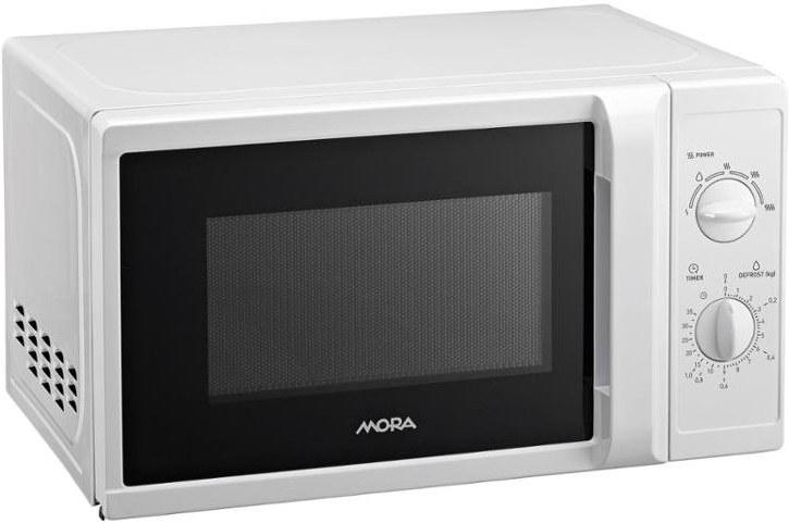 Mikrovlnná rúra MORA MT 120 W 700W 20l biela