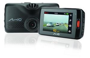 """MIO MiVue 608, kamera do auta, LCD 2,7"""""""