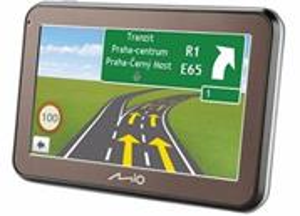 "MIO Spirit 5400 GPS navigace, LCD 4,3"", mapy CZ/SK Lifetime"