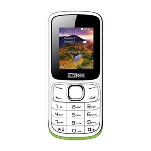 Mobilný telefón Maxcom MM129, DualSIM, biely