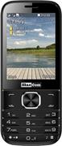 Mobilný telefón Maxcom MM237, DualSIM, čierny