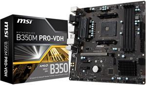 MSI B350M PRO-VDH