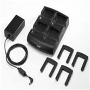 Nabíjačka Motorola MC3090/3190, Nabíječka pro 4 baterie + síťový adaptér