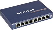 NETGEAR 8xGIGABIT Desktop switch, GS108GE