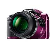 Nikon Coolpix B500 fialový,16M,40xOZ,Full HD Video