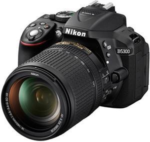 Nikon D5300 + 18-140 AF-S VR čierny