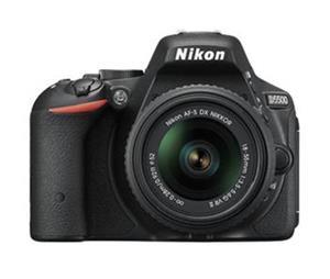 Nikon D5500 + AF-P 18-55 VR čierny