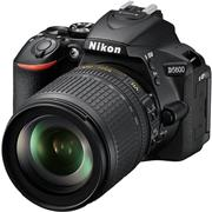 NIKON D5600 + 15-105 VR čierny