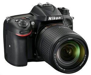 Nikon D7200 + 18-140 AF-S DX VR čierny