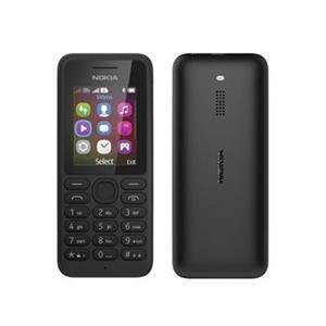 Nokia 130 Dual SIM, čierna
