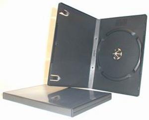 Obal na 1 DVD 14mm/čierny
