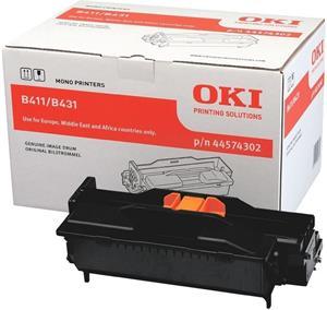 obrazový valec OKI B411/B431/MB461/MB471/MB491, čierny, 25 000 strán