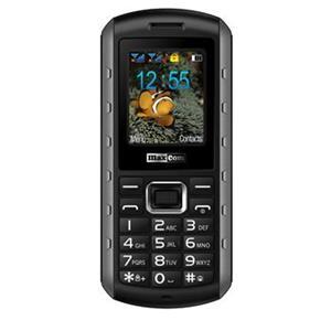 Odolný mobilný telefón Maxcom MM901, certifikácia IP67, čierny
