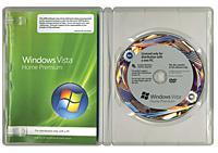 OEM Windows Vista Home Premium 32-bit, SP1 SK