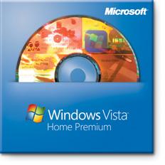 OEM Windows Vista Home Premium 64-bit SP1 CZ