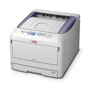 OKI C822dn (color laser), A4/A3, 23/23ppm, USB, net, duplex