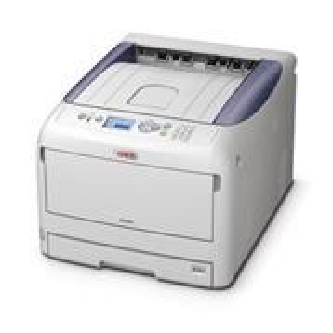 OKI C822n (color laser), A4/A3, 23/13, USB, net