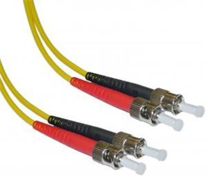 Optický patch kábel, ST-ST 50/125, 2m
