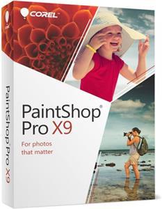 PaintShop Pro X9 ML