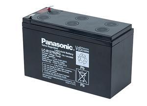 Panasonic olovená batéria LC-R127R2PG1 pre APC
