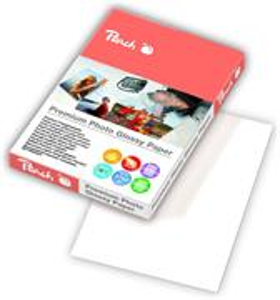 Papier Peach Premium Photo Glossy Paper PIP200-03,10x15, 260g/m2, 50ks