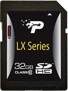 Patriot LX Series SDHC 32GB class 10