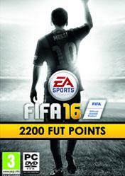PC CD - FIFA 16 - FUT POINTS 2200 - 25.9.2015