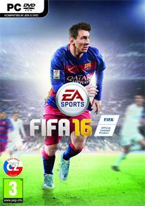 PC CD - FIFA 16